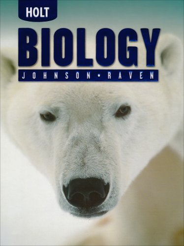 Holt Biology 2004  Student Manual, Study Guide, etc.  9780030664731 Front Cover