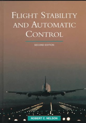 Flight Stability and Automatic Control  2nd 1998 (Revised) edition cover