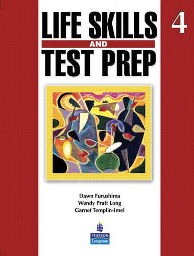 Life Skills and Test Prep 4   2009 edition cover