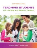 Strategies for Teaching Students With Learning and Behavior Problems + Video-enhanced Pearson Etext Access Card:   2014 edition cover