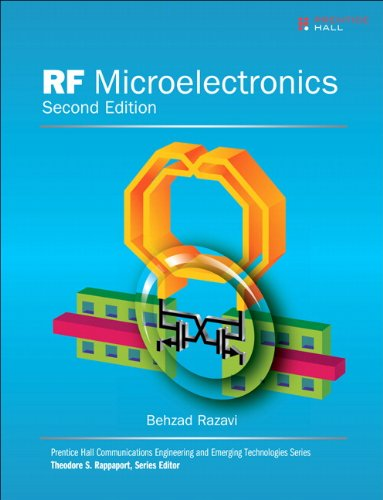 RF Microelectronics  2nd 2012 (Revised) edition cover
