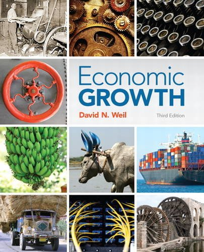 Economic Growth  3rd 2013 (Revised) edition cover