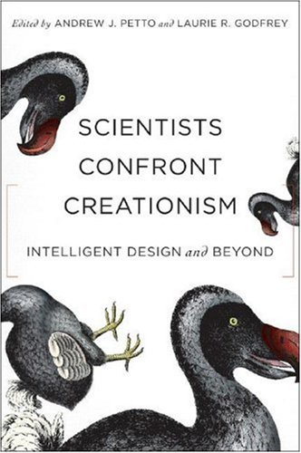 Scientists Confront Creationism Intelligent Design and Beyond  2008 edition cover