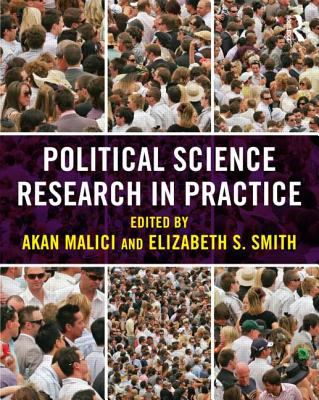 Political Science Research in Practice   2013 edition cover
