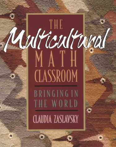 Multicultural Math Classroom Bringing in the World  1995 edition cover