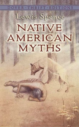 Native American Myths   2005 edition cover