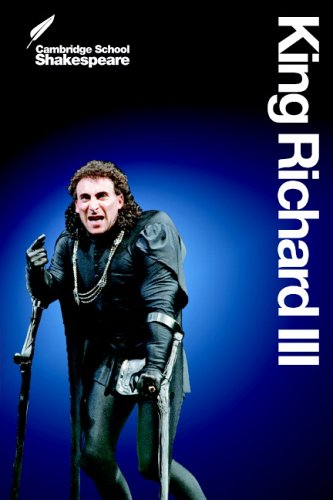 King Richard III  2nd 2005 (Revised) edition cover