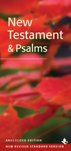 New Testament and Psalms  N/A edition cover