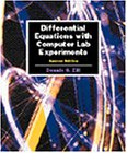 Differential Equations with Computer Lab Experiments 2nd 1998 (Revised) edition cover