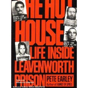 Hot House Life Inside Leavenworth Prison  1992 9780553075731 Front Cover