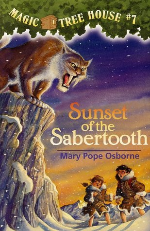 Sunset of the Sabertooth   1996 edition cover