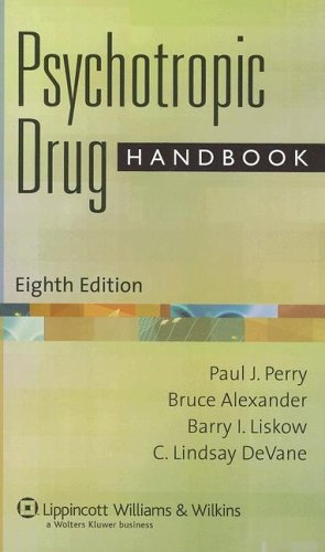 Psychotropic Drug Handbook  8th 2007 (Revised) edition cover