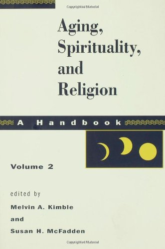 Aging, Spirituality and Religion  N/A edition cover