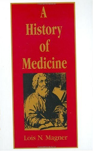 History of Medicine   1992 edition cover