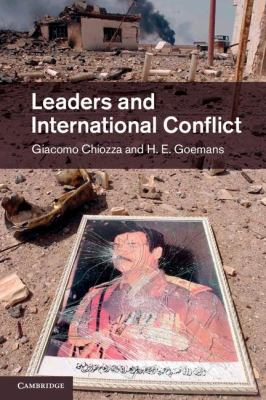Leaders and International Conflict   2011 edition cover