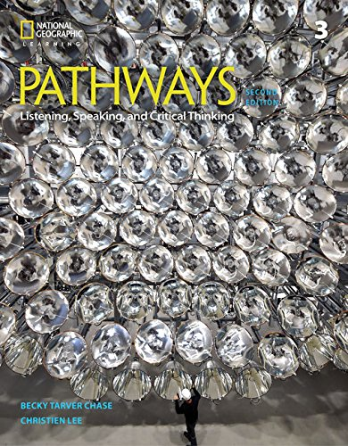 Pathways: Listening, Speaking, and Critical Thinking  2018 9781337407731 Front Cover