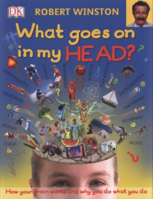What Goes on in My Head?   2010 9781405353731 Front Cover