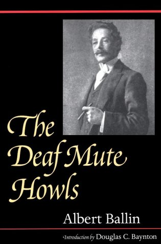 Deaf Mute Howls  N/A edition cover