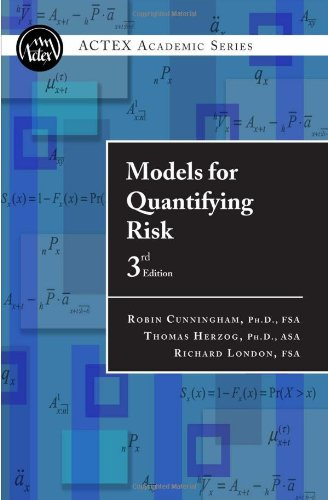 Models for Quantifying Risk:  3rd 2008 edition cover