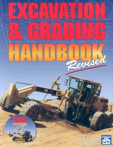 Excavation and Grading Handbook  2006 edition cover