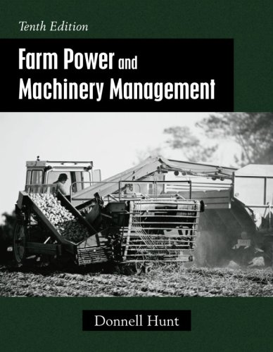 Farm Power and Machinery Management  10th 2008 edition cover