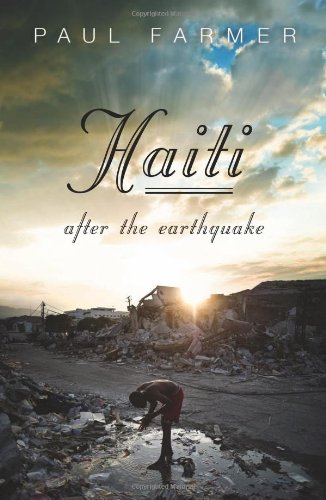 Haiti after the Earthquake   2011 edition cover