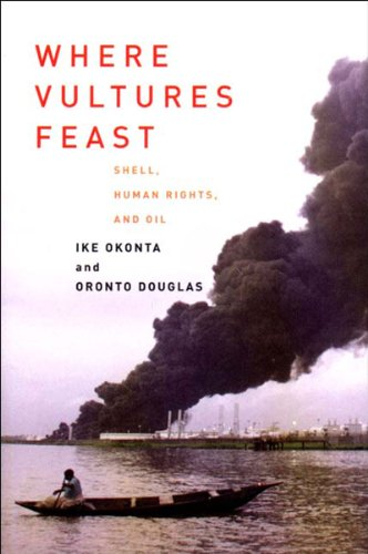 Where Vultures Feast Shell, Human Rights, and Oil  2003 edition cover