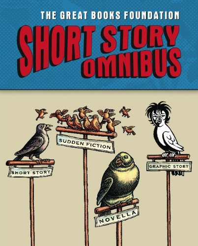 Great Books Foundation Short Story Omnibus   2009 edition cover