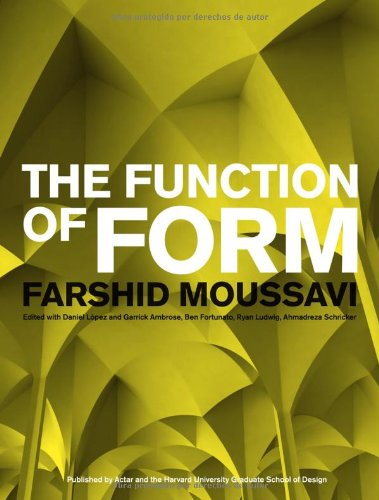 Function of Form   2009 edition cover