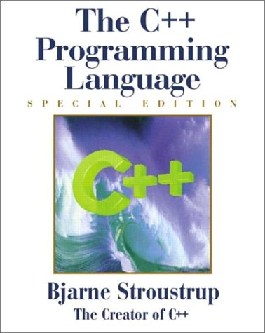 C++ Programming Language  3rd 2000 (Revised) 9780201700732 Front Cover