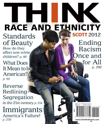 Think - Race and Ethnicity   2012 edition cover