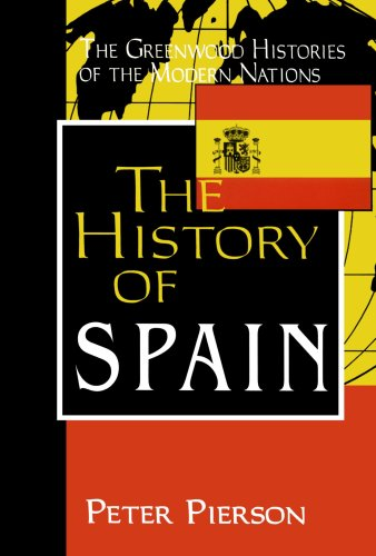 History of Spain  N/A 9780313360732 Front Cover