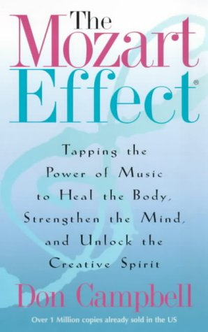 The Mozart Effect N/A edition cover