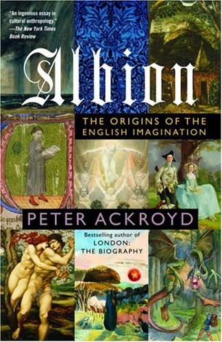 Albion The Origins of the English Imagination N/A edition cover