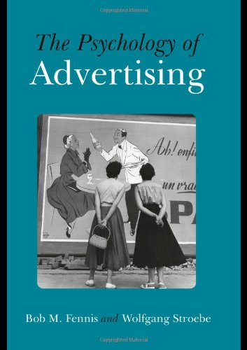 Psychology of Advertising   2010 edition cover