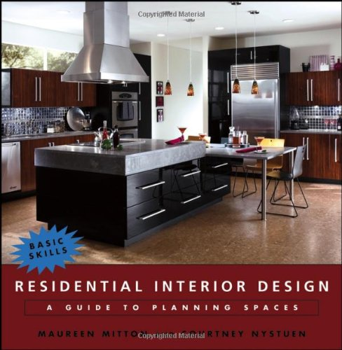 Residential Interior Design A Guide to Planning Spaces  2007 edition cover