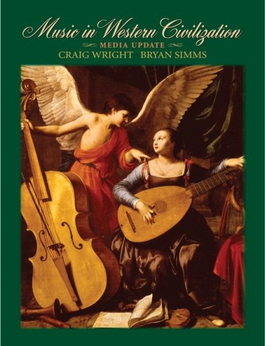 Music in Western Civilization, Media Update (with Resource Center Printed Access Card)   2010 edition cover