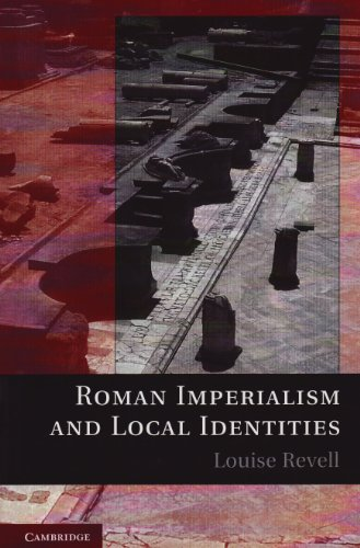 Roman Imperialism and Local Identities   2010 edition cover