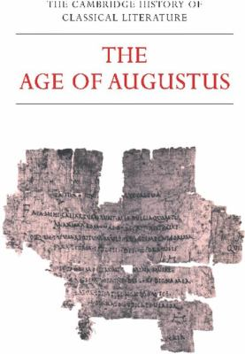 Age of Augustus   1983 9780521273732 Front Cover