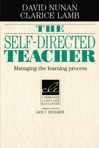 Self-Directed Teacher Managing the Learning Process  1996 9780521497732 Front Cover