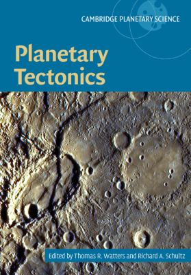 Planetary Tectonics   2010 9780521765732 Front Cover