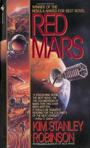 Red Mars   1993 edition cover