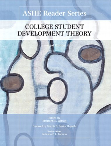 College Student Development Theory  2nd 2011 edition cover