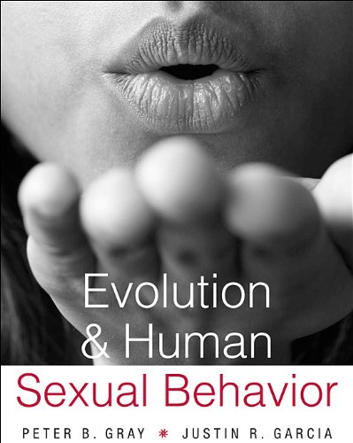 Evolution and Human Sexual Behavior   2013 edition cover