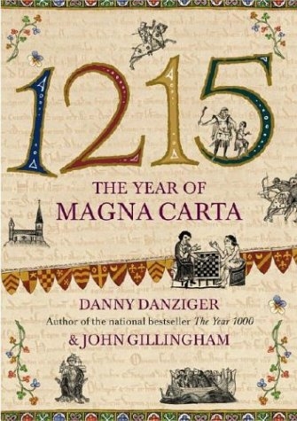1215 The Year of Magna Carta  2004 edition cover