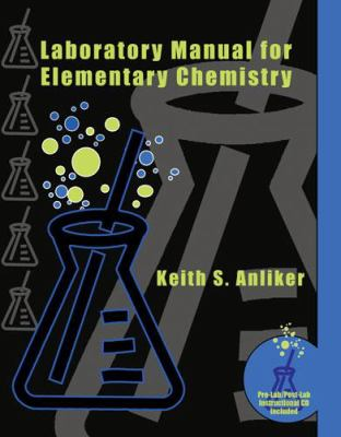 Laboratory Manual for Elementary Chemistry  Revised  edition cover