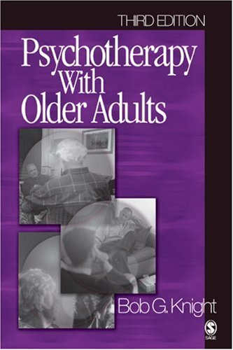 Psychotherapy with Older Adults  3rd 2004 (Revised) edition cover