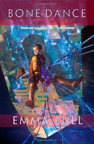 Bone Dance A Fantasy for Technophiles 2nd edition cover