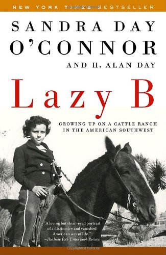 Lazy B Growing up on a Cattle Ranch in the American Southwest N/A edition cover