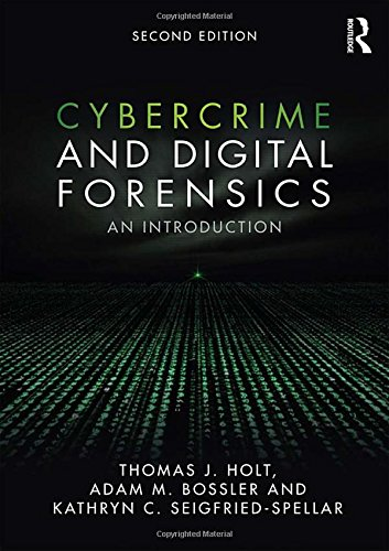 Cybercrime and Digital Forensics An Introduction 2nd 2018 9781138238732 Front Cover